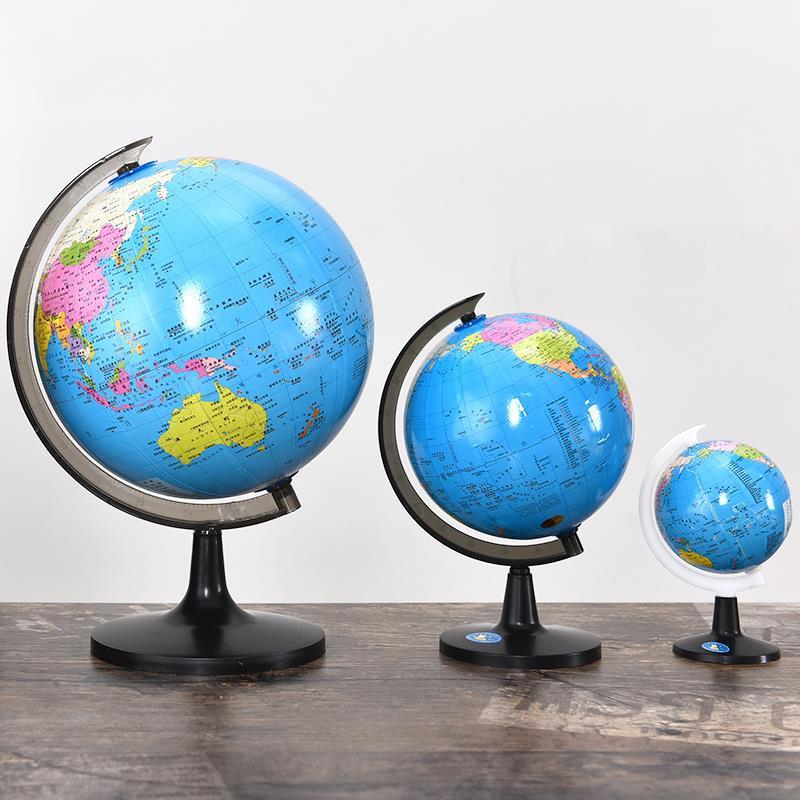 大号地球仪学生用标准地理教学摆