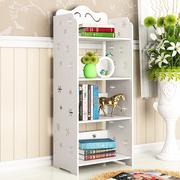 Kệ sách Kệ sàn Kệ Phòng khách Kết hợp Lưu trữ Hoa Đứng Đọc Kinh tế Cô gái Thời trang Mẫu giáo Rõ ràng