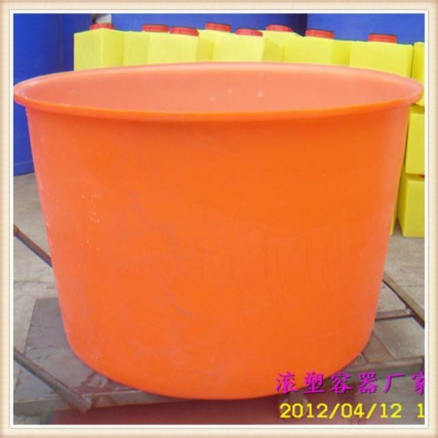 [Thùng nhựa quay] Thùng làm sạch rau 2m3 2 thùng lên men ướp thùng 2 tấn thùng nhựa lớn màu trắng - Thiết bị nước / Bình chứa nước