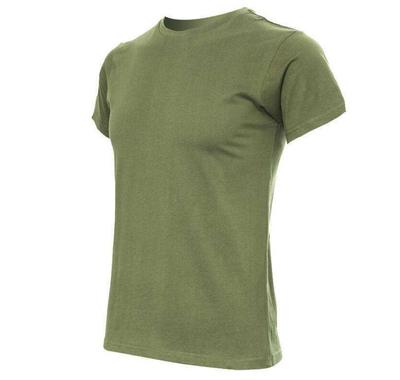 Dịch vụ đào tạo quân sự gió quân ngắn tay áo hoài cổ mềm mại và thoải mái người đàn ông giản dị của mùa hè phần mỏng hoang dã cổ tròn đáy T-Shirt áo thun trơn Áo phông ngắn