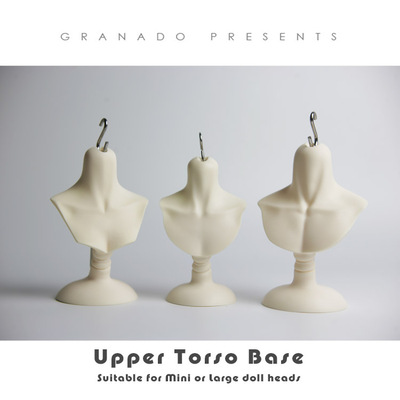 taobao agent GRANADO-o Crocus o-Generation chest support BJD three points/four points/person stand/head frame flying head display stand
