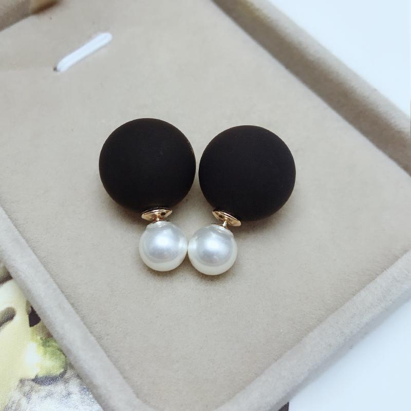 白+黑后珠