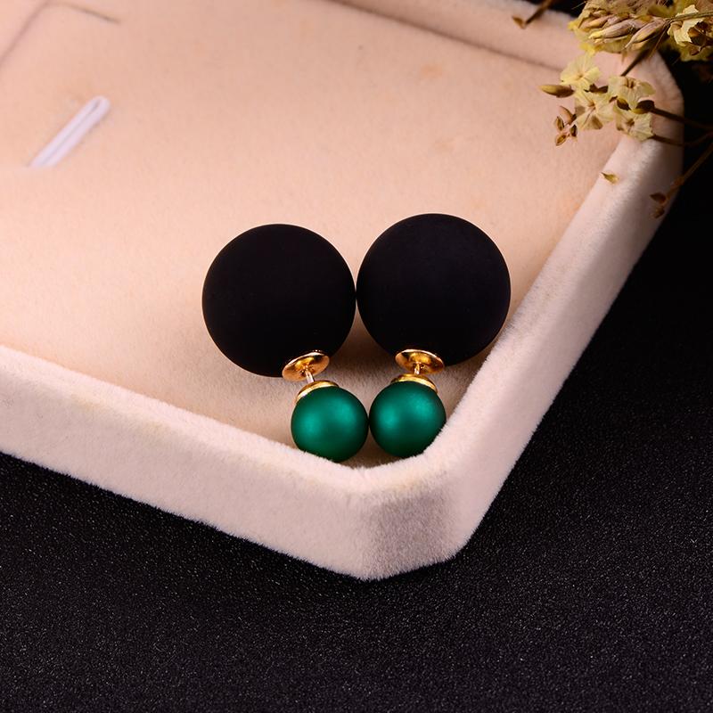绿+黑后珠