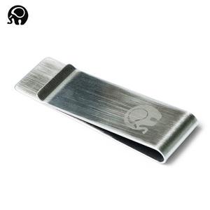 Nhỏ vòng kim loại kim loại clips hóa đơn bộ sưu tập thay đổi clip đa chức năng clip thép không gỉ hoàn thiện clip