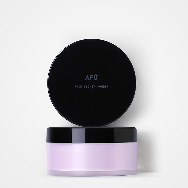 阿芙玫瑰轻盈定妆蜜粉 定妆保湿控油防水遮瑕透明蜜粉散粉女学生