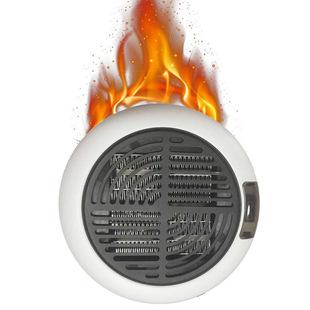 家用插电节能省电小型加热取暖器