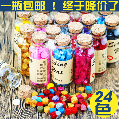 24 Colors New Product Dedicated Seal Sealing Wax