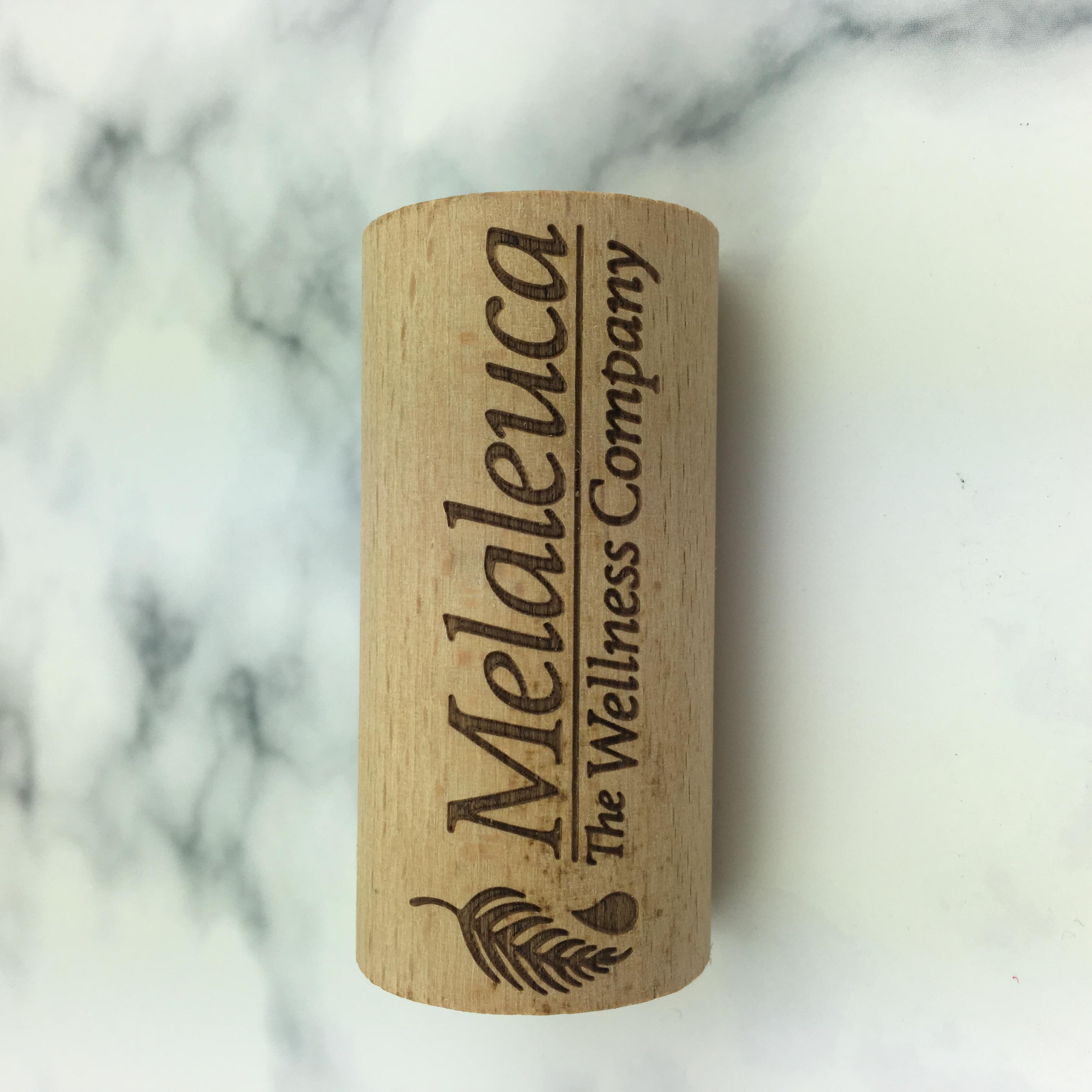 Tinh dầu lây lan hương gỗ hương liệu phụ kiện cho Merlot một nhóm hai miếng xốp sơn miễn phí