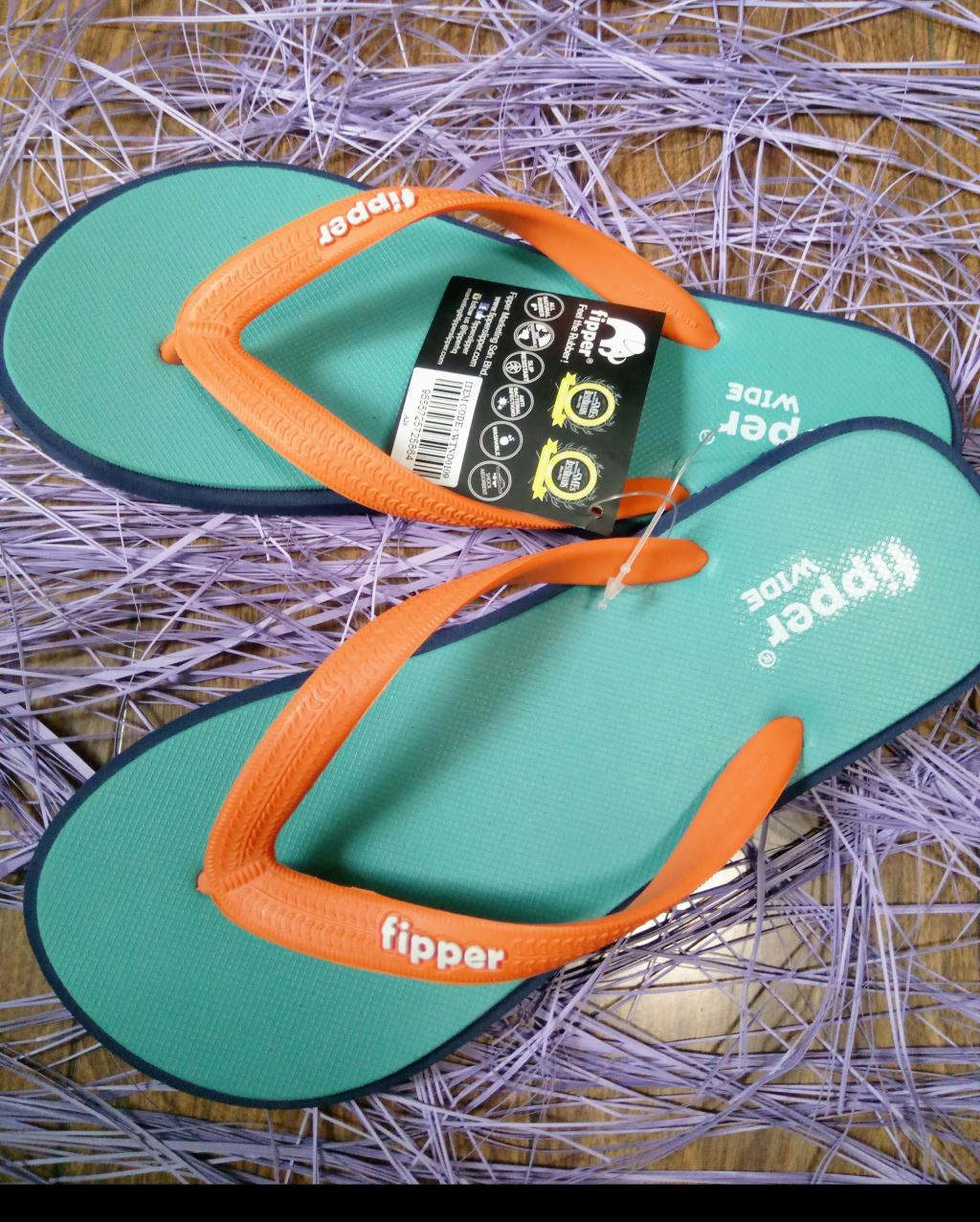227b6982d TurquoiseGreenBeltBlackBottomFluorescentGreenEdge; [fipper wide] flip flops  natural rubber vacation authentic