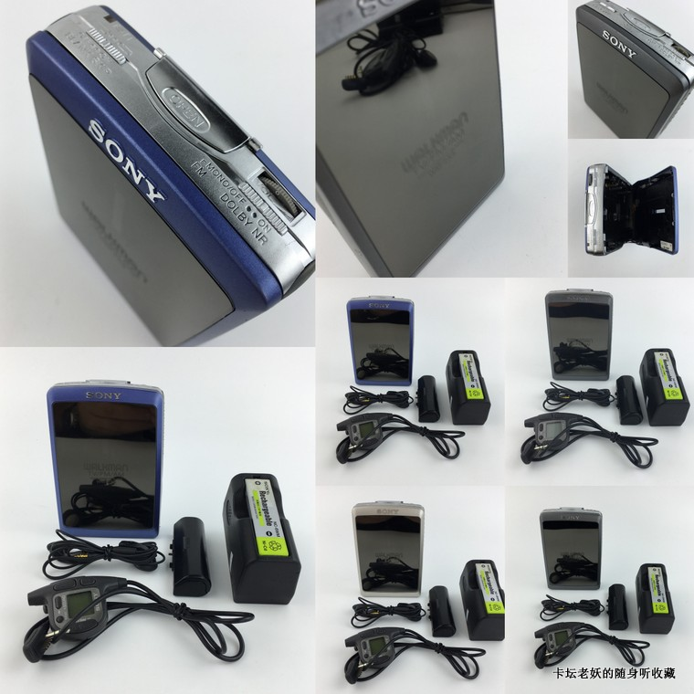 176 92] WM-FX5 SONY/Sony tape Walkman WALKMAN tape player