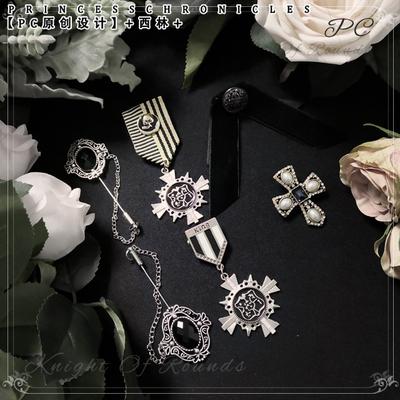 taobao agent 【PC original design】+Cillin + matching accessories small brooch