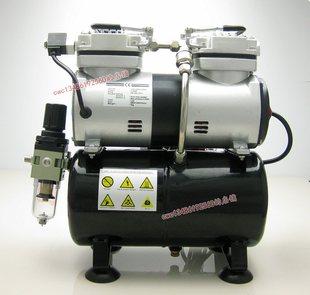 Двойной электродвигатель модель воздушный насос / мини пустой пресс машинально / модель спрей насос / мебель ремонт / стена окрашенный модель цвет насос
