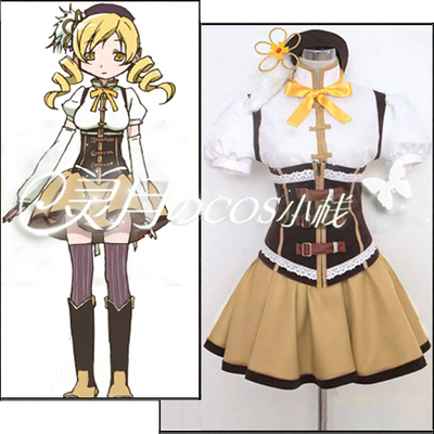 "42agent `☆灵月の小栈☆ `Magic girl small round ""Ba Mamei turned battle suit COS"" - Taobao"