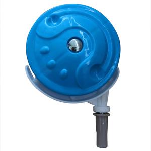 Bé chập chững biết đi bánh xe caster bánh xe phía trước bánh xe phía sau giỏ giường xe đẩy xe đẩy em phụ kiện phổ bánh xe