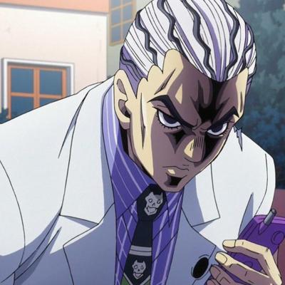 taobao agent Wig set COSPLAY cos jojo's bizarre adventure, immortal diamond's Kira Yoshikage anime fake hair