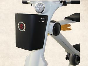 ET Hà Lan gấp xe điện phụ kiện xe pin phụ kiện xe hơi xe đạp điện phụ kiện phổ thế hệ du lịch