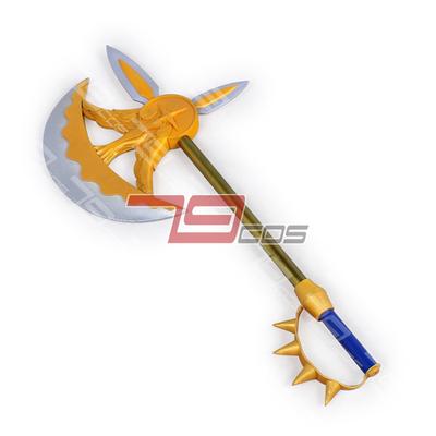 taobao agent 79cos The Seven Deadly Sins Escano Big Axe cosplay props 2528