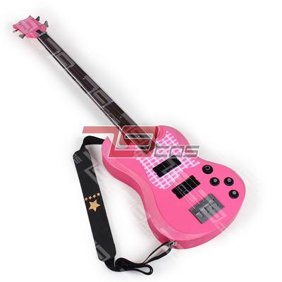 taobao agent 79cos Girls Band Party Bang Dream Ushigo Rimi bass guitar cosplay props