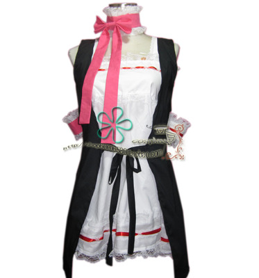 taobao agent Cosplay anime VOCALOID home blue hatsune cos clothing customization