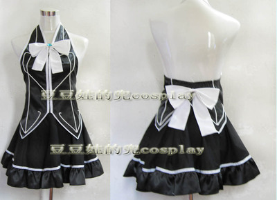 taobao agent Cosplay anime fairy tail, comic version of Lucy original cos suit free shipping customization