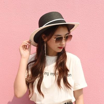 高龙 女款 沙滩帽
