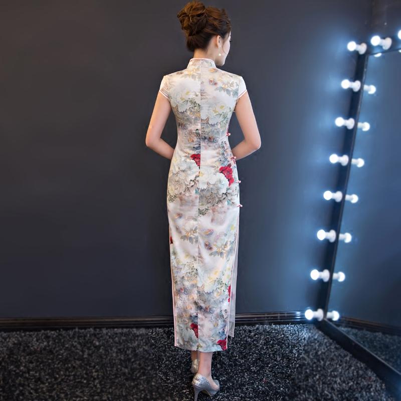 修身旗袍 性感少女(九) - 花雕美图苑 - 花雕美图苑