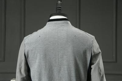 Sanshengshi trước ba cuộc đời! Cắt tiêu chuẩn đồng phục bóng chày mùa xuân thời trang thanh niên hoang dã áo khoác mỏng xu hướng áo khoác Đồng phục bóng chày