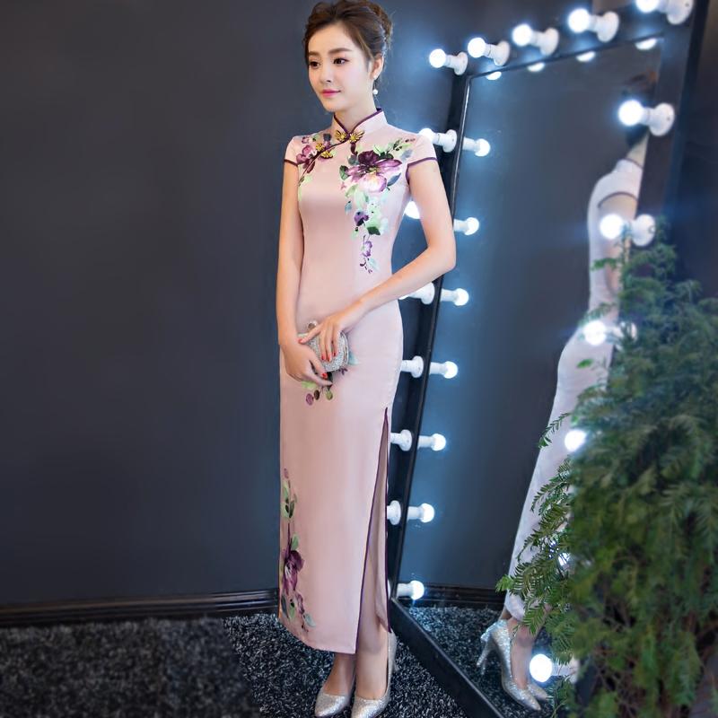 修身旗袍 性感少女(七) - 花雕美图苑 - 花雕美图苑