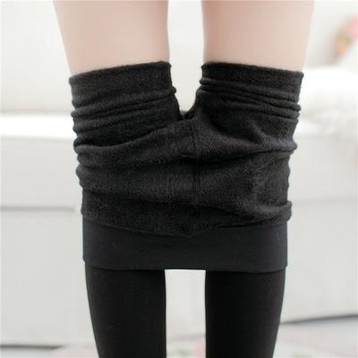 加绒韩国瘦腿袜压力裤秋冬保暖加厚丝袜连裤袜女塑形美腿打底袜子